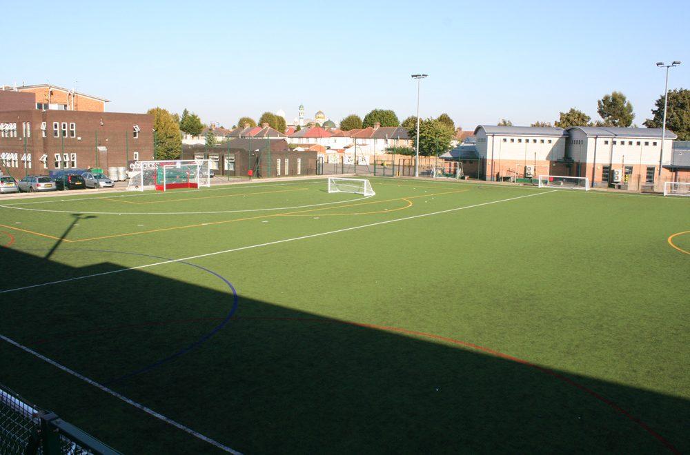 Featherstone Sports Center, London, UK