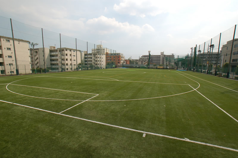 CCGrass high performance synthetic turf multi-purpose field