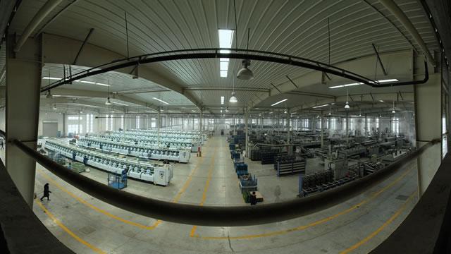 CCGrass artificial turf factory