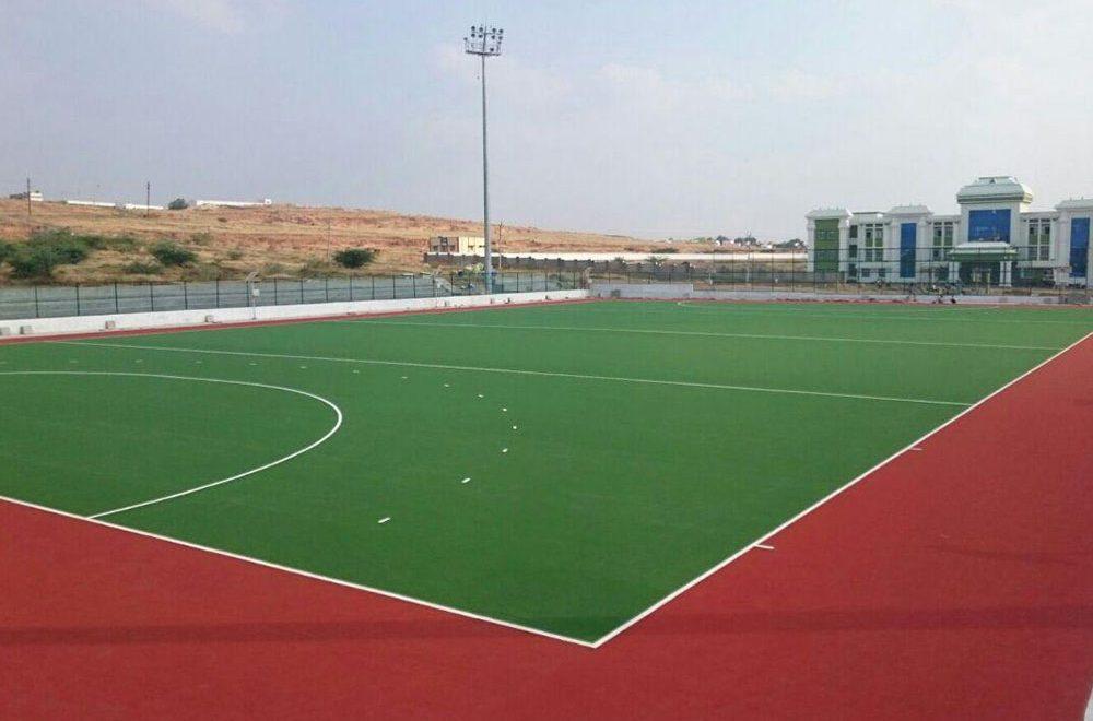 SDAT – Hockey Stadium, Kovilpatti, Tamil Nadu, Chennai, India