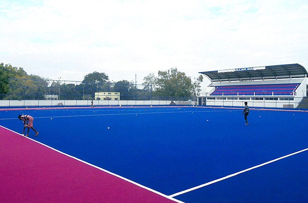 SDAT – Velumanickam Hockey Stadium, Tamil Nadu, Chennai, India