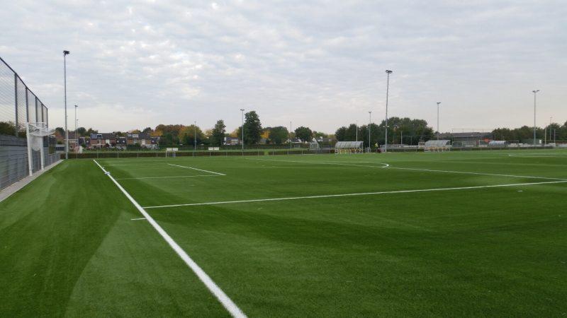 CCGrass Supplies New Football Pitch to Maastricht
