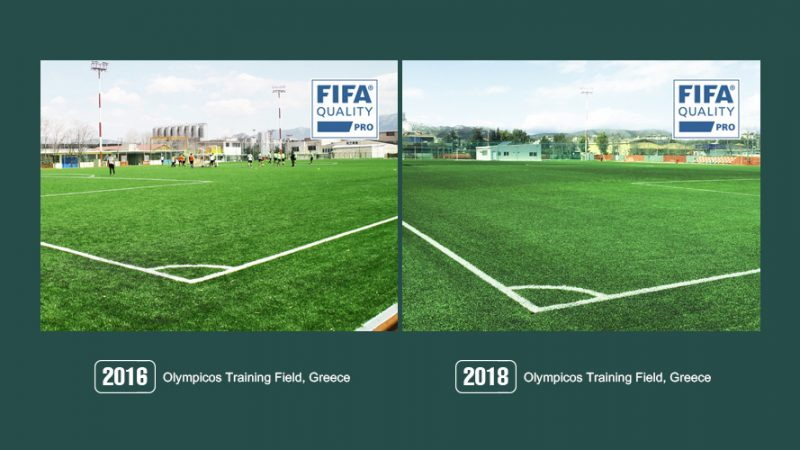 ReviewofourFIFAQualityProField – Olympicos Training Field, Greece